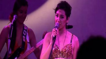 Alphamama-The-Love-Drug-live-at-The-Toff-Cup-Eve-Nov-2010