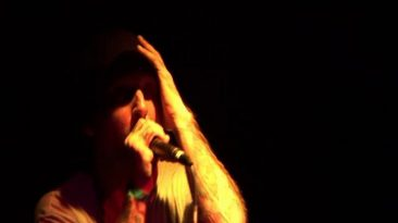 Tourettes-2-poems-and-2-songs-live-at-Rats-2010